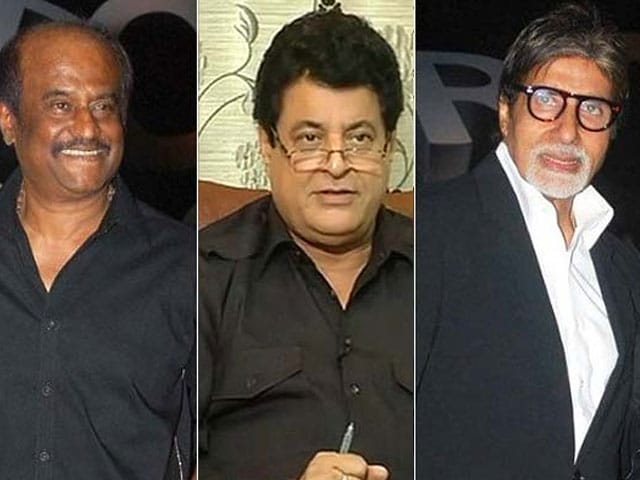 FTII Row: Rajinikanth, Amitabh Bachchan Ignored as Government Picked Gajendra Chauhan