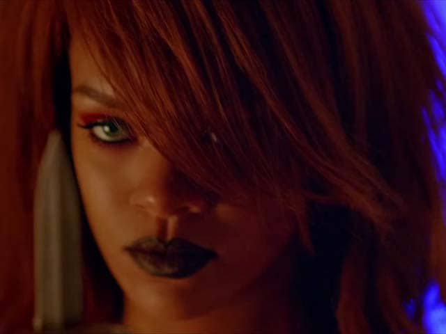 Rihanna Releases Shocking New Music Video