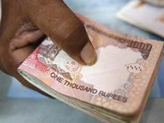 Rupee Edges Lower Against Dollar