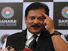 Sahara Chief Offers To Pay Rs 300 Crore As Bank Guarantee In Top Court