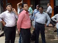Profit-Taking Hits Sensex For Third Day; Pharma, Metals Drag