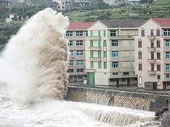 Over 800,000 Evacuated in China After Super Typhoon Chan-hom Threat
