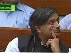 Shashi Tharoor, Failed by Sonia Gandhi, Gets A From Prime Minister