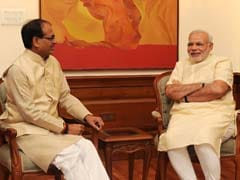 Shivraj Chouhan Meets PM Modi as Opposition Brings Parliament to a Halt