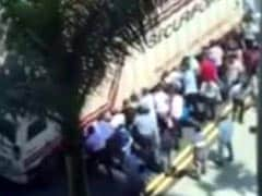 Indian Among 16 People Who Saved Man Pinned Under Back Wheel of Truck