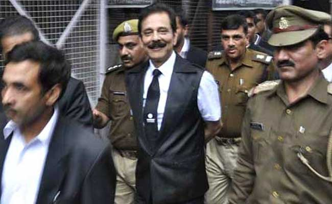 Subrata Roy has asked to be discharged from Mumbai court in SEBI case