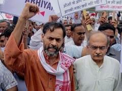 Yogendra Yadav to Undertake 'Yatra' Across 7 States