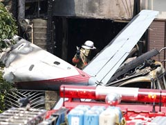 At Least 3 Killed as Small Airplane Crashes into Tokyo Suburb: Reports