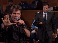 Tom Cruise, You Had us at Hello. Fallon, You Should Have Known Better