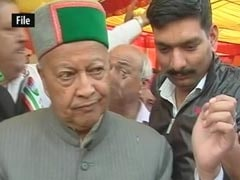 Enforcement Directorate Attach Virbhadra Singh's Assets Worth Rs 8 Crore