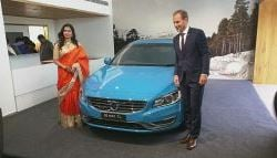Volvo S60 T6 Launched in India; Priced at Rs. 42 Lakh