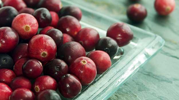625 new cranberries