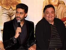 Abhishek Bachchan: Rishi Kapoor is Like a Father to Me