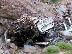 11 Killed in Kashmir Road Accident