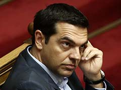 Greek PM Alexis Tsipras Faces Biggest Party Revolt Yet as Bailout Approved