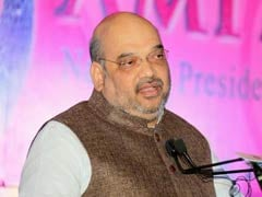 BJP Chief Amit Shah Trapped in Patna Lift, Steel Doors Ripped Open