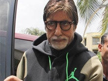 Oops. Amitabh Bachchan's Twitter Account Hacked