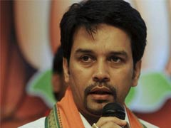 BCCI President Anurag Thakur Becomes First Serving BJP Lawmaker To Join Territorial Army