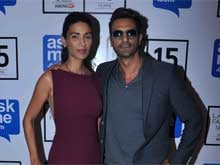 This is Arjun Rampal and Mehr Jesia's Answer to Divorce Rumours
