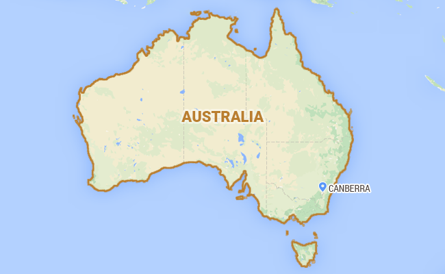 57Magnitude Earthquake Rocks Australia Tourist Towns – Map of Australia with Towns