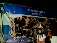 Lorry Collides With Bangalore-Nanded Express, Congress Lawmaker Among 5 Dead