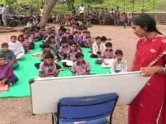 In Madhya Pradesh, A School Where Language Is Not A Bar