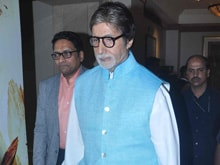 Amitabh Bachchan Goes to Cops Over 'Dirty Abusive SMS'