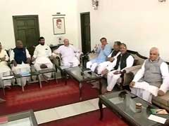 Day After Opposition Rally, BJP Focuses on Bihar, Holds Meet With Allies