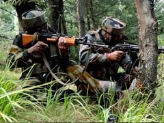 Pakistan Troops Open Fire in Samba Sector of Jammu and Kashmir