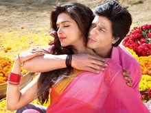 Shah Rukh Khan Thanks <i>Chennai Express</i> Team on Anniversary