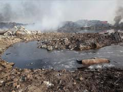 Cyanide 356 Times Limits Found at China Blast Test Point: Officials