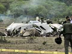 11 Colombian Military Personnel Killed in Plane Crash
