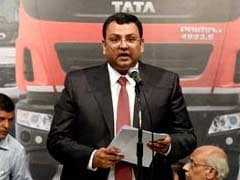 Cyrus Mistry Meets Telecom Minister Manoj Sinha