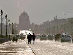 Light Showers Bring Much Needed Relief From Heat In Delhi