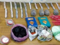 Explosives Recovered From Train Near Ranchi, 1 Arrested
