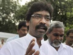 Hemant Soren Complains Against Top Police Officer For 'Humiliating' Him