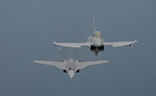 Indian Air Force Sukhois Dominate UK Fighter Jets in Combat Exercises