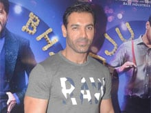 John Abraham: Feel Fortunate to Return With Welcome Back