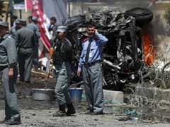 4 Killed, 17 Wounded in Car Bomb Explosion Near Kabul Airport