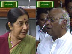 Allow Me to Speak, Says Sushma Swaraj Amid Lalitgate Chaos in Parliament