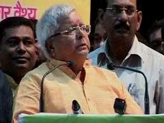Lalu Yadav Does a PM Modi, Offers Advice Too