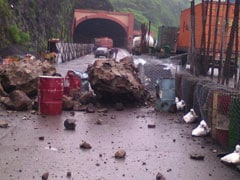 Another Major Landslide at Mumbai-Pune Expressway: Reports