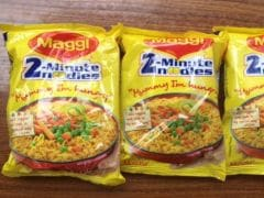 Ban on Maggi Noodles Removed in Gujarat