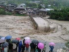 Flood in 3 States Kills 70, Village Badly Hit in Leh