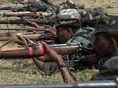5 Security Personnel Injured In Blast By Maoists In Dhanbad