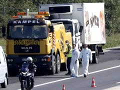 Lorry of Migrant Corpses, New Boat Sinking Intensify Europe's Crisis