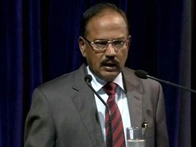 Ajit Doval's China Visit Put Off In Wake Of Pathankot Attack