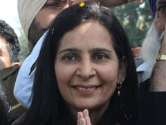 Navjot Singh Sidhu's Wife Navjot Kaur To Formally Join Congress On November 28