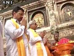 Aam Aadmi Shut Out of Bodhgaya Temple as Arvind Kejriwal Drops In