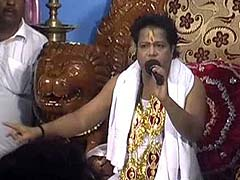 Chargesheet Filed Against Odisha's Controversial Godman Sarathi Baba